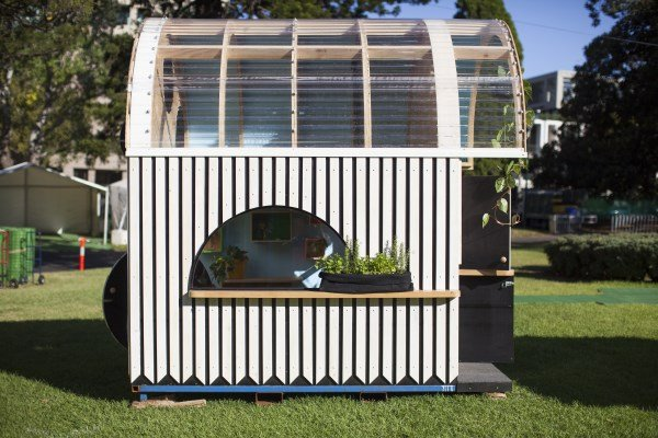 Kids Under Cover Cubby House Challenge 2015