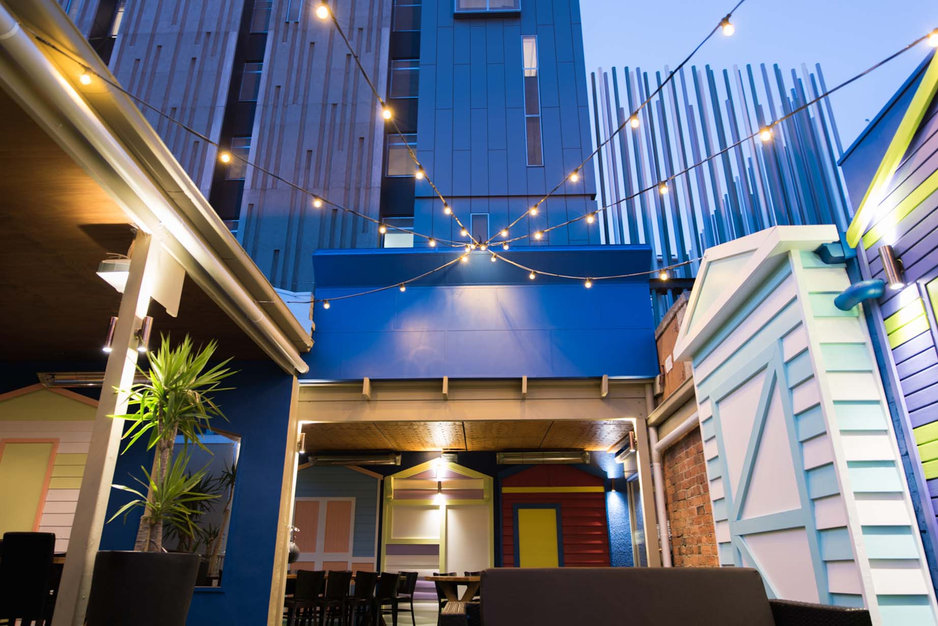 Winner 2016 HIA-CSR Victorian Small Commercial Project Award – The Market Hotel