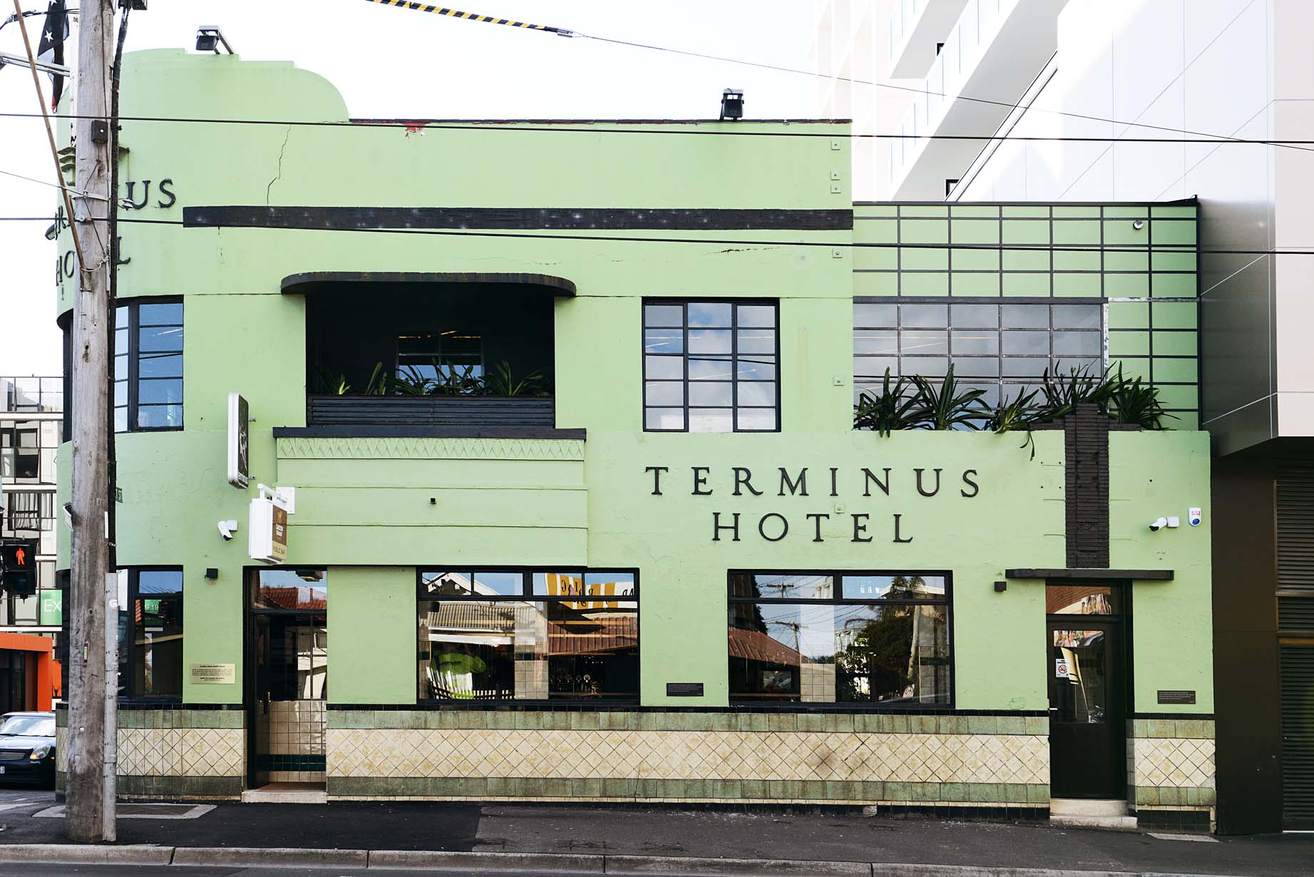 Runner Up 2015 HIA Victorian Small Commercial Project – The Terminus Hotel